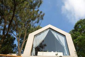 Nhà 36m2 xây dựng với chi phí thấp ở Hà Nội 'đốn tim' cả vị khách khó tính
