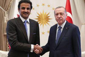 Qatar 'xuất chiêu' giúp Thổ Nhĩ Kỳ né đòn trừng phạt Mỹ
