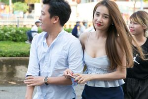HOT: Nhã Phương chính thức xác nhận tin kết hôn với Trường Giang vào tháng 9