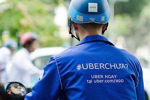 Chính thức đình chỉ vụ kiện của Uber với Cục Thuế TP HCM