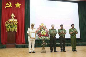 Đại tá Phạm Tiến Triệu làm Phó Giám đốc CA tỉnh Đắc Nông