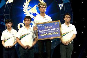 10X quyết tâm 'giữ' cầu truyền hình chung kết Olympia ở lại Hà Nội