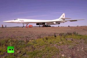 'Thiên nga trắng' Tu-160 và sứ mệnh răn đe hạt nhân