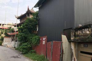 Hà Nội: Ngang nhiên cấp sổ đỏ trên đất chùa Tứ Liên