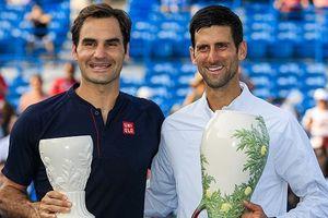 Đánh bại Federer, Djokovic lần đầu tiên vô địch Cincinnati Masters