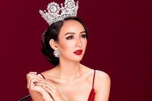 Ngọc Diễm đẹp xuất thần sau 10 năm đăng quang hoa hậu