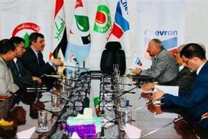 Basra Oil và Chevron triển khai MOU phát triển các mỏ dầu phía Nam Iraq