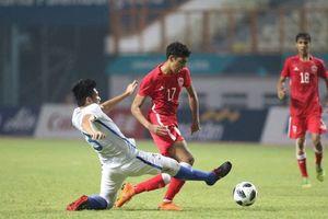 Thái Lan, Myanmar về nước, Olympic Việt Nam gặp Bahrain