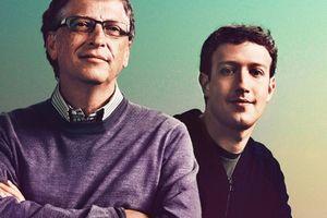 Mark Zuckerberg: Bill Gates chính là nguồn động lực, người truyền cảm hứng thành công cho tôi