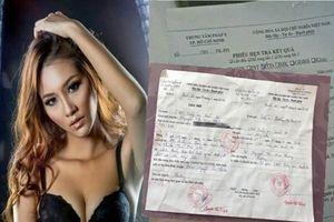 Không khởi tố vụ người mẫu nude tố họa sĩ hiếp dâm