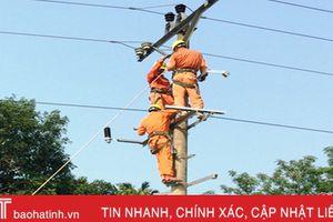 Điện lực Hương Sơn truy thu gần 100 triệu đồng từ những vụ 'ăn cắp' điện