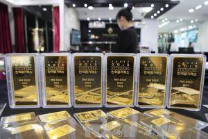 Giá vàng tăng 0,2% ở thị trường châu Á