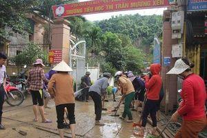 65.000 lượt người khắc phục hậu quả sau mưa lũ tại Nghệ An