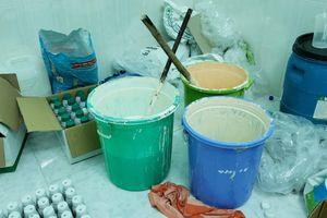 Phá 'ổ' sản xuất thuốc bảo vệ thực vật giả ở Cần Thơ