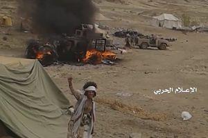 Chiến binh Houthi tuyên bố diệt gần 400 binh sĩ do A rập Xê út hậu thuẫn