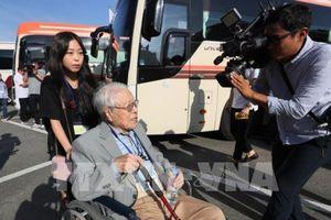 Bắt đầu đợt đoàn tụ đầu tiên các gia đình bị ly tán tại Triều Tiên