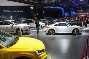 15 thương hiệu ô tô tham gia triển lãm ô tô Việt Nam 2018