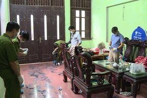 Khởi tố vụ án hai vợ chồng bị sát hại dã man ở Hưng Yên