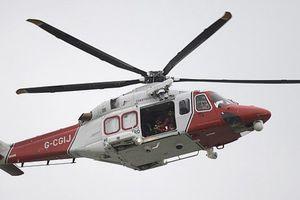 Bé trai chào đời trên trực thăng cách mặt biển hơn 400m