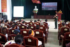 Tuyên truyền bảo đảm an ninh, an toàn các công trình dầu khí tại Thái Bình