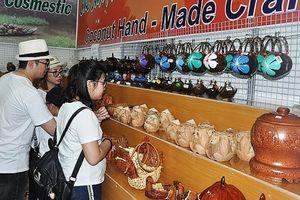 Các sản phẩm hàng hóa từ dừa: Chinh phục thị trường trong và ngoài nước