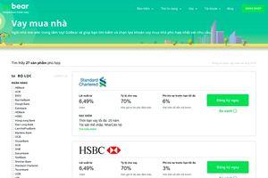 GoBear Việt Nam ra mắt 3 sản phẩm so sánh vay thế chấp