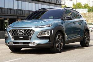 Hyundai Kona sắp ra mắt, giá ngang ngửa Ford EcoSport