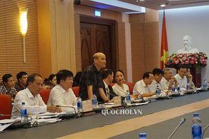 Hội nghị lấy ý kiến Hiệp hội bia, rượu, nước giải khát Việt Nam và một số dn về Dự án Luật Phòng chống tác hại của rượu, bia