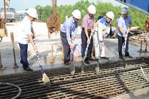 Bắc Giang: Hợp long cầu Đồng Sơn