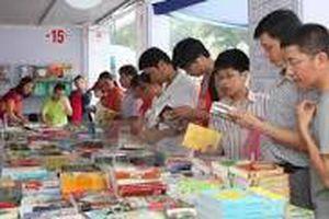 Hơn 50 đơn vị xuất bản tham dự Hội sách mùa thu