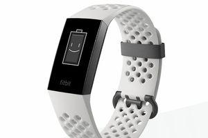 Fitbit Charge 3 hỗ trợ màn hình cảm ứng chính thức ra mắt