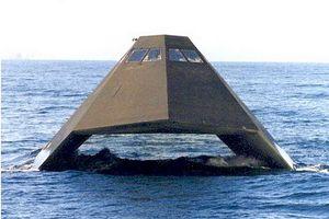 'F-117 biết bơi' - Chiến hạm tàng hình bí hiểm nhất của Hải quân Mỹ