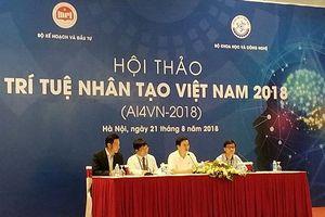 Tìm hướng phát triển và ứng dụng AI vào các lĩnh vực kinh doanh tại Việt Nam