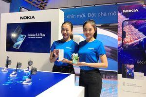 HMD ra mắt Nokia 6.1 Plus tại Việt Nam, giá gần 6,6 triệu đồng