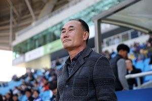 HLV Olympic Hàn Quốc: 'Hối hận vì phải đi trên con đường trắc trở'