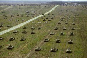Nga lên kế hoạch tập trận lớn nhất kể từ thời Liên Xô