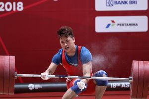 Trịnh Văn Vinh: 'Dù dính chấn thương, tôi cũng sẽ nâng mức tạ ấy'