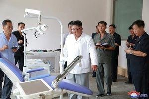 Ông Kim Jong-un công khai phê bình gay gắt ngành y tế Triều Tiên