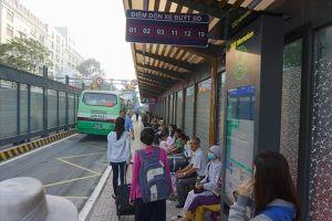 TPHCM tăng gần 1.000 chuyến xe buýt phục vụ lễ 2.9