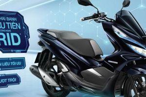 Xe tay ga 'sạch' Honda PCX Hybrid bất ngờ về Việt Nam