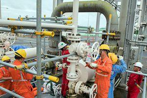 Hoàn thành công tác bảo dưỡng hệ thống đường ống khí Nam Côn Sơn