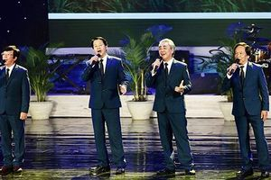'Tinh hoa hội tụ' mở màn Liên hoan Ca múa nhạc toàn quốc 2018