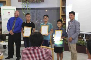 Cơ hội nhận bằng kép Mỹ tại trường Quốc tế ST. Nicholas Đà Nẵng