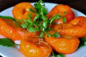 Món chay tháng Vu Lan: Cách chế biến món tôm chay váng đậu ngon như tôm thật