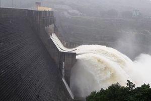 Quảng Nam sẽ diễn tập phòng các thủy điện đồng loạt xả lũ