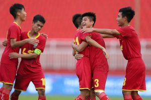Viettel sắp chạm trán Sông Lam Nghệ An ở chung kết U.15 quốc gia