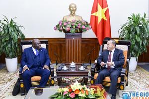 Việt Nam - Sierra Leone tăng cường đầu tư mỗi nước