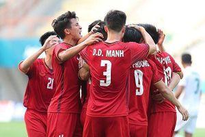 Lịch thi đấu vòng 1/8 môn bóng đá nam ASIAD 2018: Việt Nam đấu Bahrain