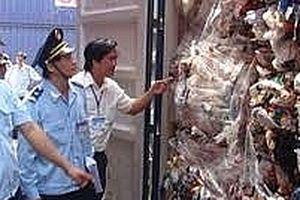 Chi Cục hải quan Cảng Đình Vũ ngăn chặn kịp thời 3 container phế liệu không đủ điều kiện nhập cảng