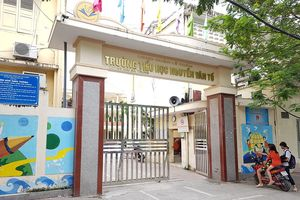 Hải Phòng thanh tra Trường Tiểu học Nguyễn Văn Tố